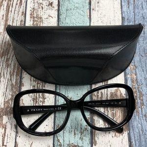 Frame Only Prada SPR 17N Women's Sunglasses/TII557